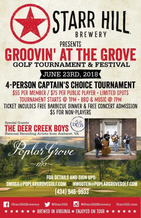 Groovin at the Grove DCB 2018